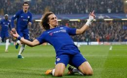 Tampil Bagus, Chelsea Beri Kontrak Baru David Luiz