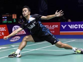Anthony Sinisuka Ginting Masuk Ke Final Terbuka Sesudah Tumbangkan Chou Tien Chen