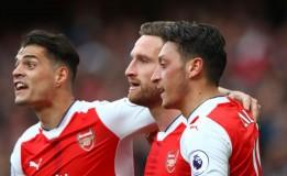 Arsenal Sedang On Fire Saat Ini Berkat Sepuluh Kemenangan Beruntun