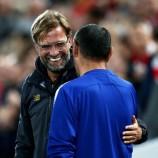 Chelsea Serta Liverpool Tidak Kalah Asik Dengan Kedua Pelatihnya Di Pinggir Lapangan