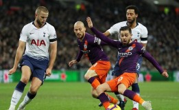 Manchester City Memperoleh Kemenangan Tipis