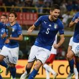 Hadapi Polandia, Italia Menang dengan Skor Tipis 1-0