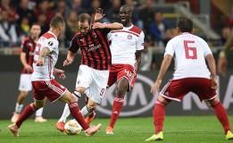 AC Milan Menang 3-1 atas Olympiakos di Lanjutan Liga Europa