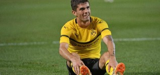 Dortmund Tepis Rumor Pulisic Di Lepas Musim Ini