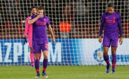 Liverpool Menelan Tiga Kekalahan Beruntun di Laga Away Liga Champions
