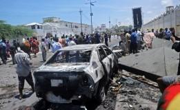 Bom Mobil Bunuh Diri Meledak di Dekat Istana Kepresidenan Somalia