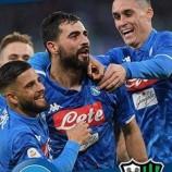 Napoli Menang 2-0 atas Sassuolo Berkat Gol Arkadiusz Milik dan Fabian Ruiz