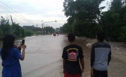 Banjir yang Melanda Madiun Meluas Hingga 35 Desa di 7 Kecamatan