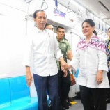 Presiden Jokowi Tinjau Dan Juga Berencana Resmikan Pasar Badung Bali