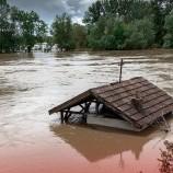 Ratusan Rumah di Dua Kecamatan di Blitar Terendam Banjir