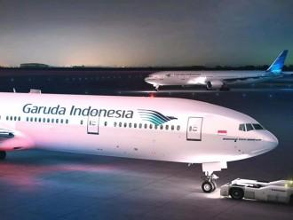 Pesawat Garuda Indonesia Tergelincir Saat Mendarat di Bandara Adisutjipto DIY