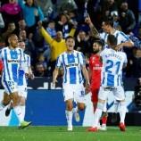 Real Madrid Kontra Leganes Dengan Hasil Seri