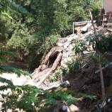 Bantaran Sungai Sogo Ambrol, 2 Rumah di Grobogan Terdampak Longsor