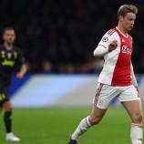Frenkie de Jong Di Ragukan Tampil Kontra Juventus