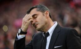 Ernesto Valverde Disalahkan Atas Tersingkirnya Barcelona Di Liga Champions
